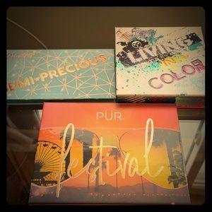 Eyeshadow palette bundle!